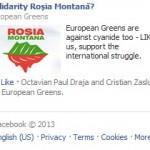 european greens - rosia montana - 2